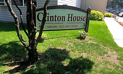 Clinton House, 1