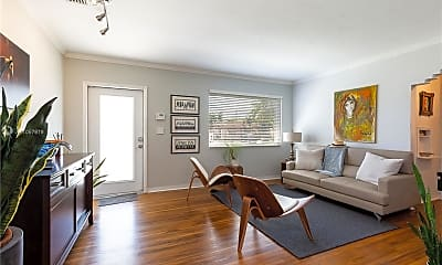 Living Room, 1810 SW 32nd Ct, 0