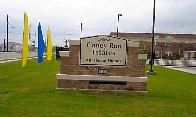 Caney Run, 0