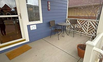 Patio / Deck, 192 Millstream Terrace, 1