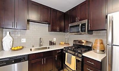 Kitchen, The Verandas, 1