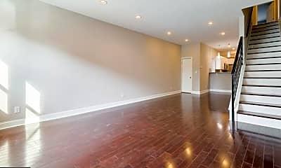 Living Room, 1223 S 23rd St, 1
