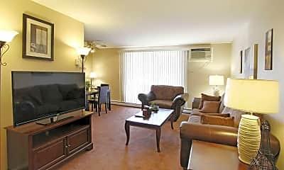 Living Room, Triumph Tower, 1