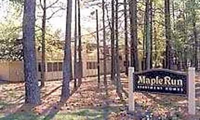 Maple Run, 2