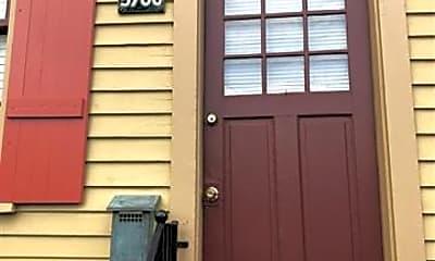 Building, 5706 Constance St, 1