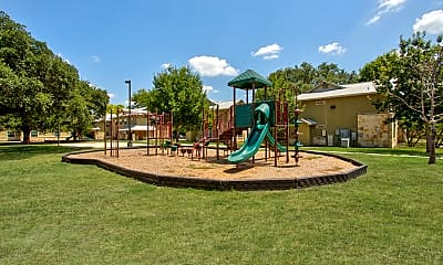 Playground, Guild Park, 2