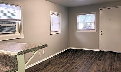 Bedroom, 4723 1/2 Kansas St, 1