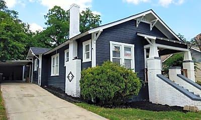 Building, 1307 Kayton Ave, 1