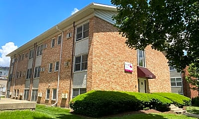 Building, 510 E Clark St, 0