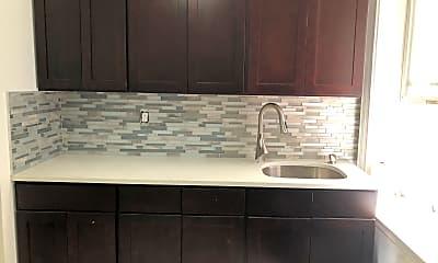 Kitchen, 60 North Arlington Apartments, 2