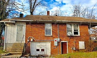 Building, 1201 Franklin St, 2