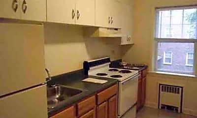 Kitchen, Sunrise Village, 2