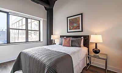 Bedroom, 2036 S Michigan Avenue, 2