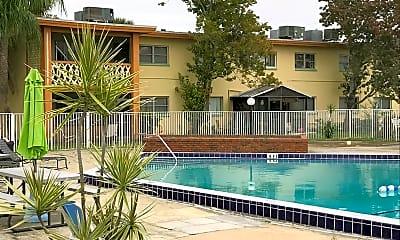 Pool, Courtenay Palms, 0
