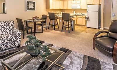 Living Room, Creekside Pines Senior Living, 1