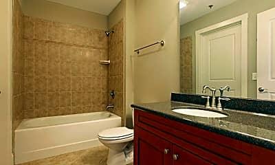 Bathroom, 836 Oak Street Loft, 2