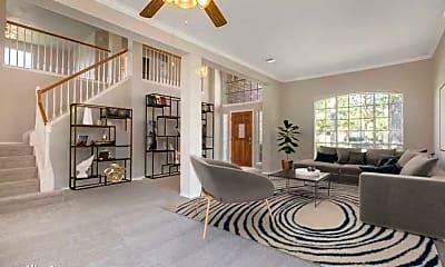 Living Room, 15627 Valley Creek Dr, 1
