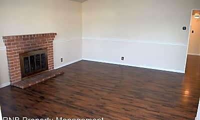 Living Room, 1311 Gerry Way, 1