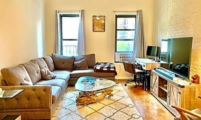 Living Room, 344 E 61st St 16, 0