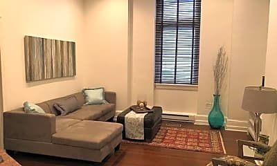 Living Room, 504 Cathedral St, 0