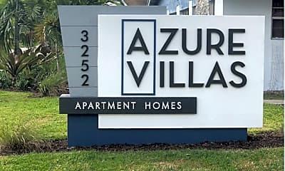 Community Signage, Azure Villas, 0