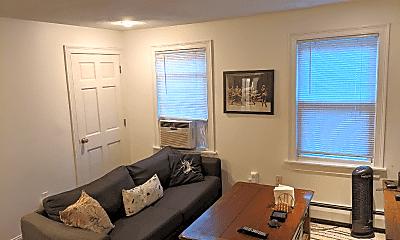 Living Room, 40 Chappie St, 1