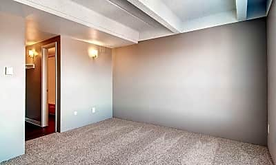 Bedroom, Liv on Steele, 2