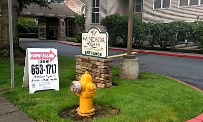 Windsor Square Retirement Community, 1