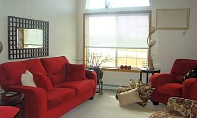Living Room, Murphy's Creek Townhomes, 0