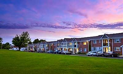 Building, KnightsBridge Apartments, 2