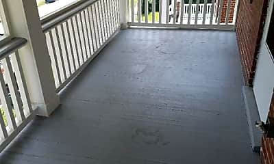 Patio / Deck, 3128 Woodcliff Ave, 1