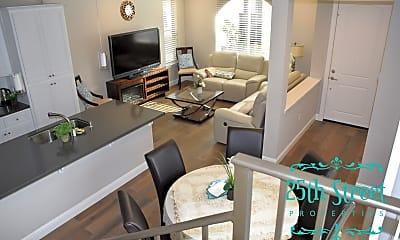 Living Room, 2501 Villa Terrace Ln, 1