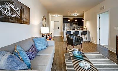 Living Room, Riverworks, 1