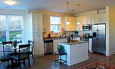 Kitchen, Barnbeck Place, 1