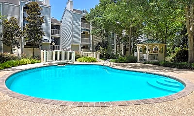 Pool, Chestnut Creek, 0