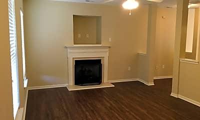 Living Room, 4003 Semmes Lane, 1
