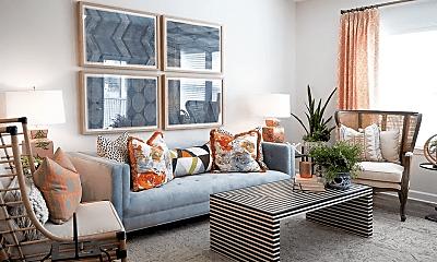 Living Room, Waterleaf at Battery Creek, 0