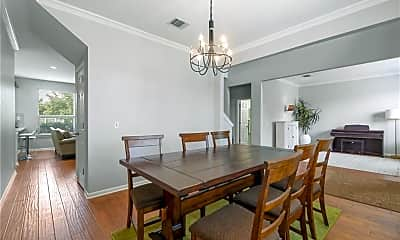 Dining Room, 6010 Ronchamps Dr, 1