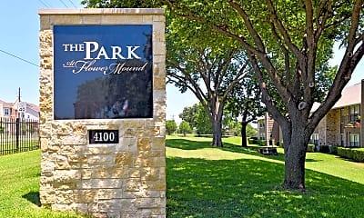 Community Signage, The Park At Flower Mound, 2