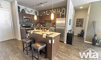 Kitchen, 11011 Domain Dr #8100, 1