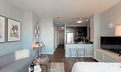Living Room, 367 N Halsted St, 1