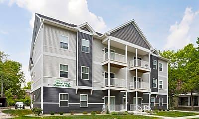 Building, 509 S Elm St, 0