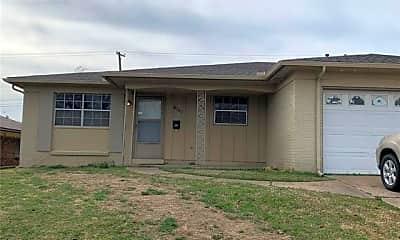 Building, 1524 S 67th E Ave, 1
