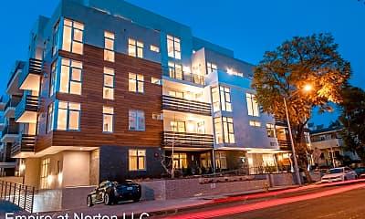 Building, 8017 Norton Avenue, 2