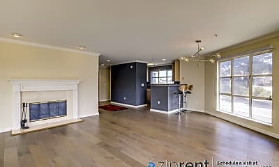 Living Room, 298 Portola Drive, 101, 1