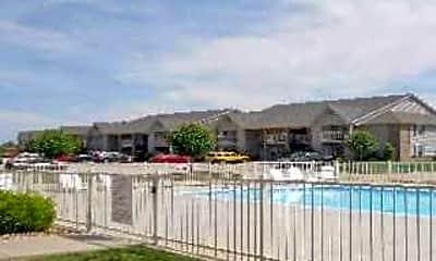 Pool, Crosswood Apartments, 1