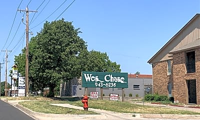 Wes Chase, 1