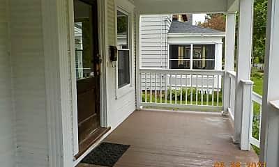Patio / Deck, 515 Allen St, 1