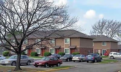Building, Coffeyville Garden Apartments, 0