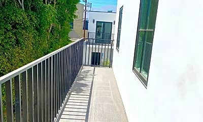 Patio / Deck, 732 1/2 N Alfred St, 0
